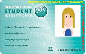 ISIC Nemzetközi Diákigazolvány