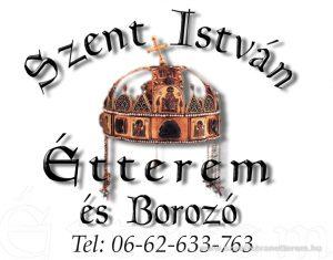 Szent István Étterem és borozó
