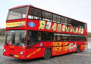 Giraffe Hop on Hop off