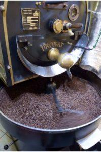 Kapuczíner Kézműves Kávépörkölő
