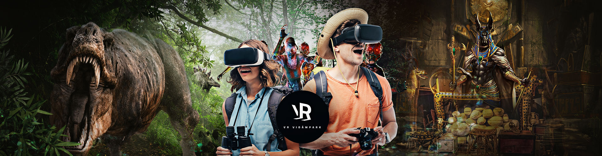 VR Vidámpark